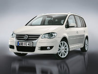 2008 Volkswagen Touran Picture Gallery