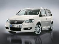 2008 Volkswagen Touran Picture Gallery