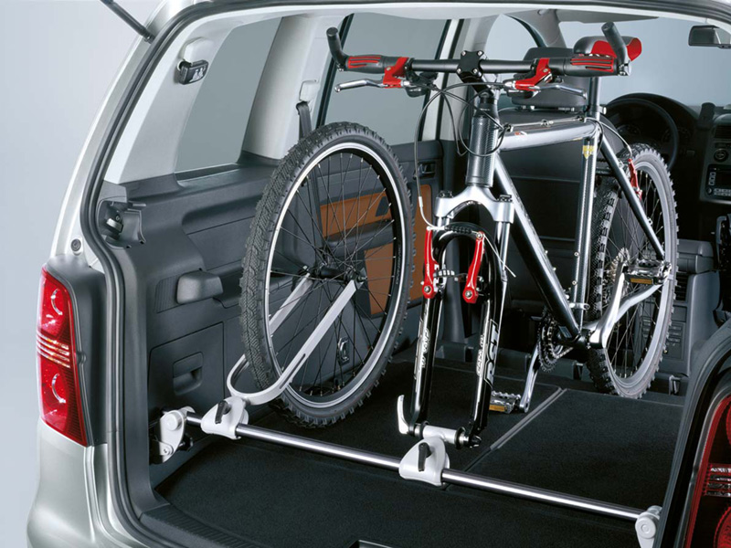 2008 Volkswagen Touran - Pictures - Interior Cargo View - CarGurus