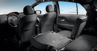 2009 Toyota Yaris, Interior View, interior, manufacturer