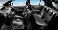 2009 Toyota Yaris, Interior Side View, interior, manufacturer