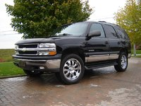 2001 Chevrolet Tahoe Overview