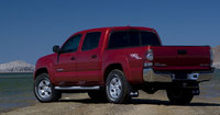 2009 Toyota Tacoma, Back Left Quarter View, exterior, manufacturer