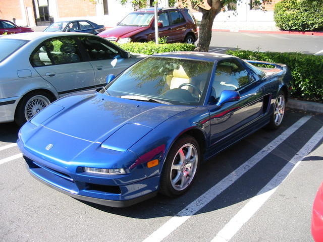Picture of 1998 Acura NSX T RWD, exterior, gallery_worthy