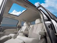 2008 Toyota Previa, Interior View, interior, manufacturer
