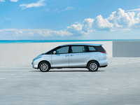 2008 Toyota Previa, Left Side View, exterior, manufacturer