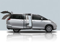 2008 Toyota Previa, Right Side View, exterior, manufacturer