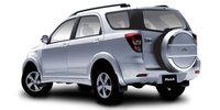 2008 Toyota Rush, Back Left Quarter View, exterior, manufacturer