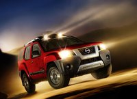 2009 Nissan Xterra, Front Right Quarter View, exterior, manufacturer