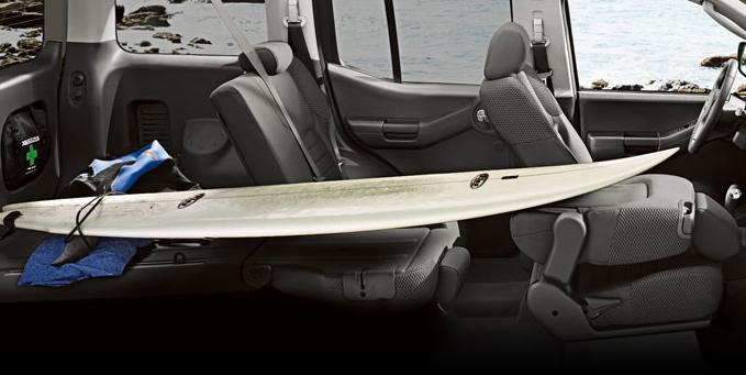 2009 Nissan Xterra, Interior Side View, interior, manufacturer