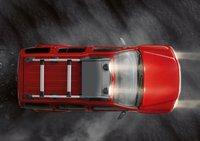 2009 Nissan Xterra, Overhead View, exterior, manufacturer