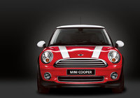 2009 MINI Cooper Base, Front View, exterior, manufacturer