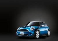 2009 MINI Cooper S, Left Front Quarter View, exterior, manufacturer