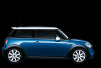 2009 MINI Cooper S, Right Side View, exterior, manufacturer