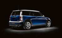 2009 MINI Cooper Clubman S, Back Right Quarter View, exterior, manufacturer