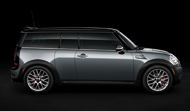 2009 mini cooper clubman overview cargurus. Black Bedroom Furniture Sets. Home Design Ideas