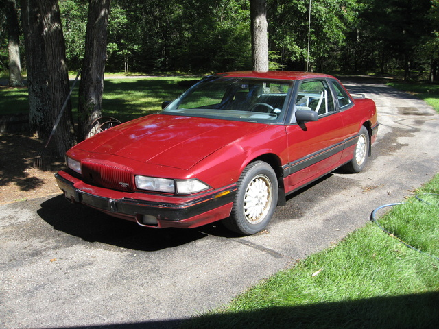 Picture of 1991 Buick Regal 2 Dr Custom Coupe