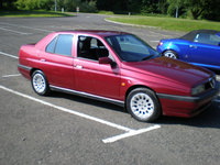 Picture of 1997 Alfa Romeo 155, exterior