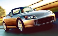 2009 Honda S2000, Front Right Quarter View, manufacturer, exterior