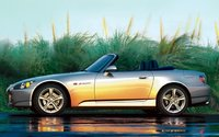 2007 Honda S2000, Left Side View, exterior, manufacturer