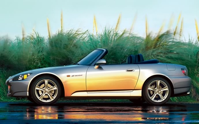 2007 Honda S2000, Left Side View, exterior, manufacturer, gallery_worthy