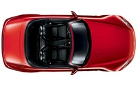 2009 Honda S2000, Overhead View, exterior, manufacturer
