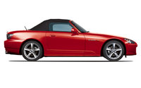 2009 Honda S2000, Right Side View, exterior, manufacturer