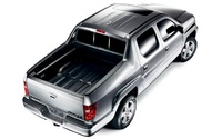 2009 Honda Ridgeline, Back Right Quarter View, manufacturer, exterior