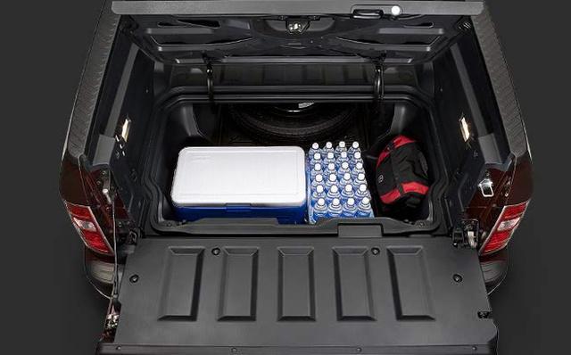 2009 Honda Ridgeline, Bed View, interior, manufacturer
