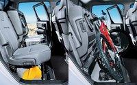 2009 Honda Ridgeline, Interior Side View, interior, manufacturer