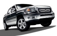 2009 Honda Ridgeline, Front Right Quarter View, exterior, manufacturer