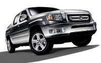 2009 Honda Ridgeline, Front Right Quarter View, manufacturer, exterior