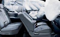 2009 Honda Ridgeline, Interior Airbag View, interior, manufacturer