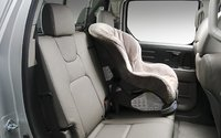 2009 Honda Ridgeline, Interior Backseat View, interior, manufacturer