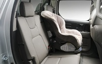 2009 Honda Ridgeline, Interior Backseat View, manufacturer, interior