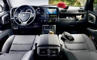 2009 Honda Ridgeline, Interior Front View, interior, manufacturer
