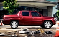 2009 Honda Ridgeline, Right Side View, manufacturer, exterior