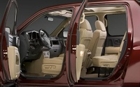 2009 Honda Ridgeline, Side View, manufacturer, exterior, interior