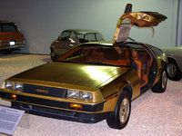 1983 DeLorean DMC-12 Picture Gallery