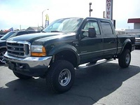 2001 Ford F-250 Overview