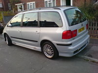 2002 Seat Alhambra Overview