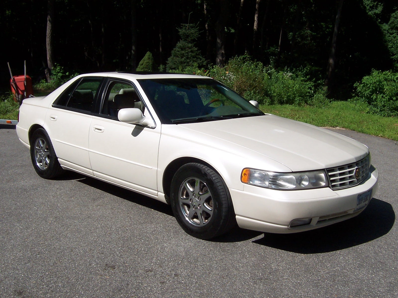 Cadillac Ats V Coupe >> 1999 Cadillac Seville - Overview - CarGurus