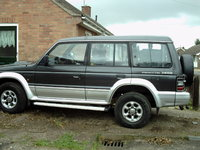 1995 Mitsubishi Shogun Overview