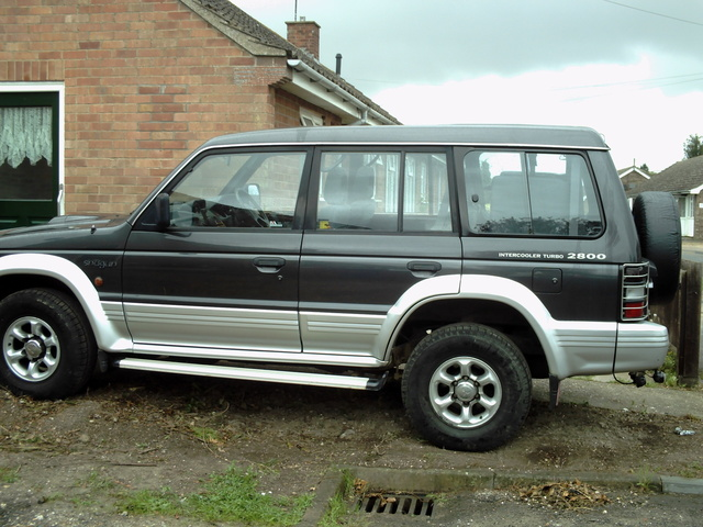 Picture of 1995 Mitsubishi Shogun