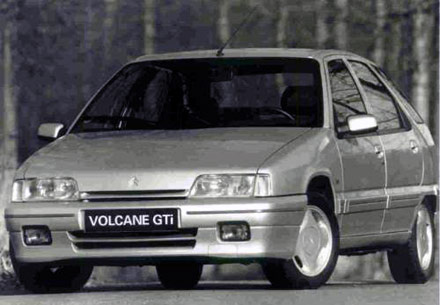 Picture of 1991 Citroen ZX
