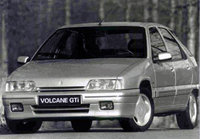 1991 Citroen ZX Overview