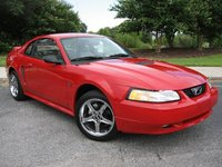 1999 Ford Mustang Overview