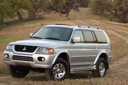 Picture of 2001 Mitsubishi Montero Sport Limited 4WD