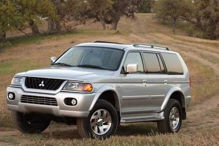 Picture of 2001 Mitsubishi Montero Sport Limited 4WD