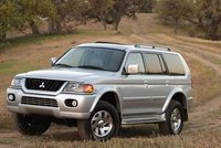 Picture of 2001 Mitsubishi Montero Sport Limited 4WD, exterior